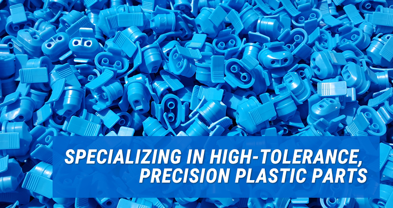 Injection Molding - Upland CA | Precision Molded Plastics